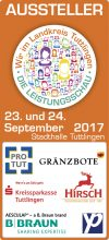 Leistungsschau vom 23. und 24. September 2017 Stadthalle Tuttlingen
